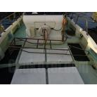 船に合わせた特注ラダーが付きます