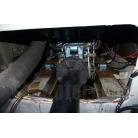 エンジンからのオイル漏れではないそうです。追記にてご説明あり
