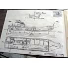 船体の平面図