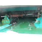 舵油圧シリンダ