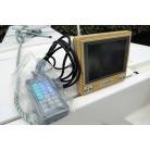 GPS魚探は振動子が設置されていませんのでGPSのみが機能しています。