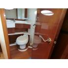オーナールームのトイレ、シャワー