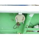 右舷後方電動リール用コンセント
